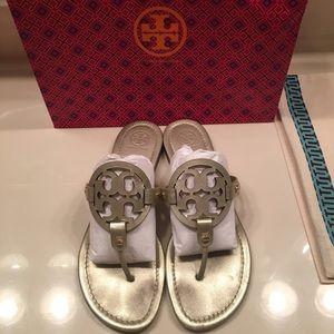 Tory Burch miller sandal/size 10